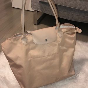 Large Longchamp Le Pliage Tote